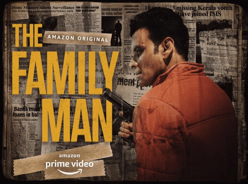 the family man amazon prime web series